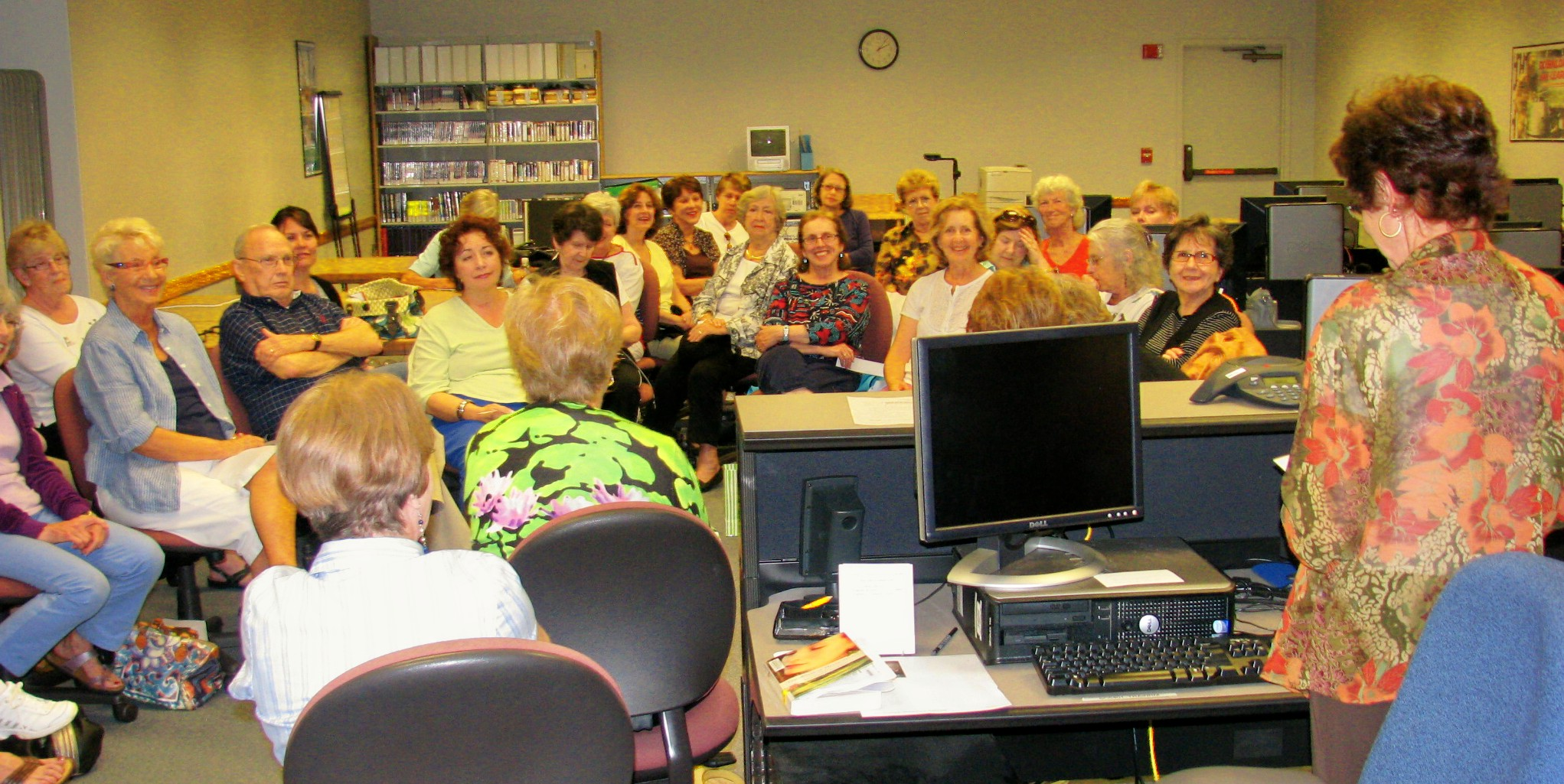 "ESTERO FL LIBRARY BOOK CLUB DISCUSSING ""WIVES"""