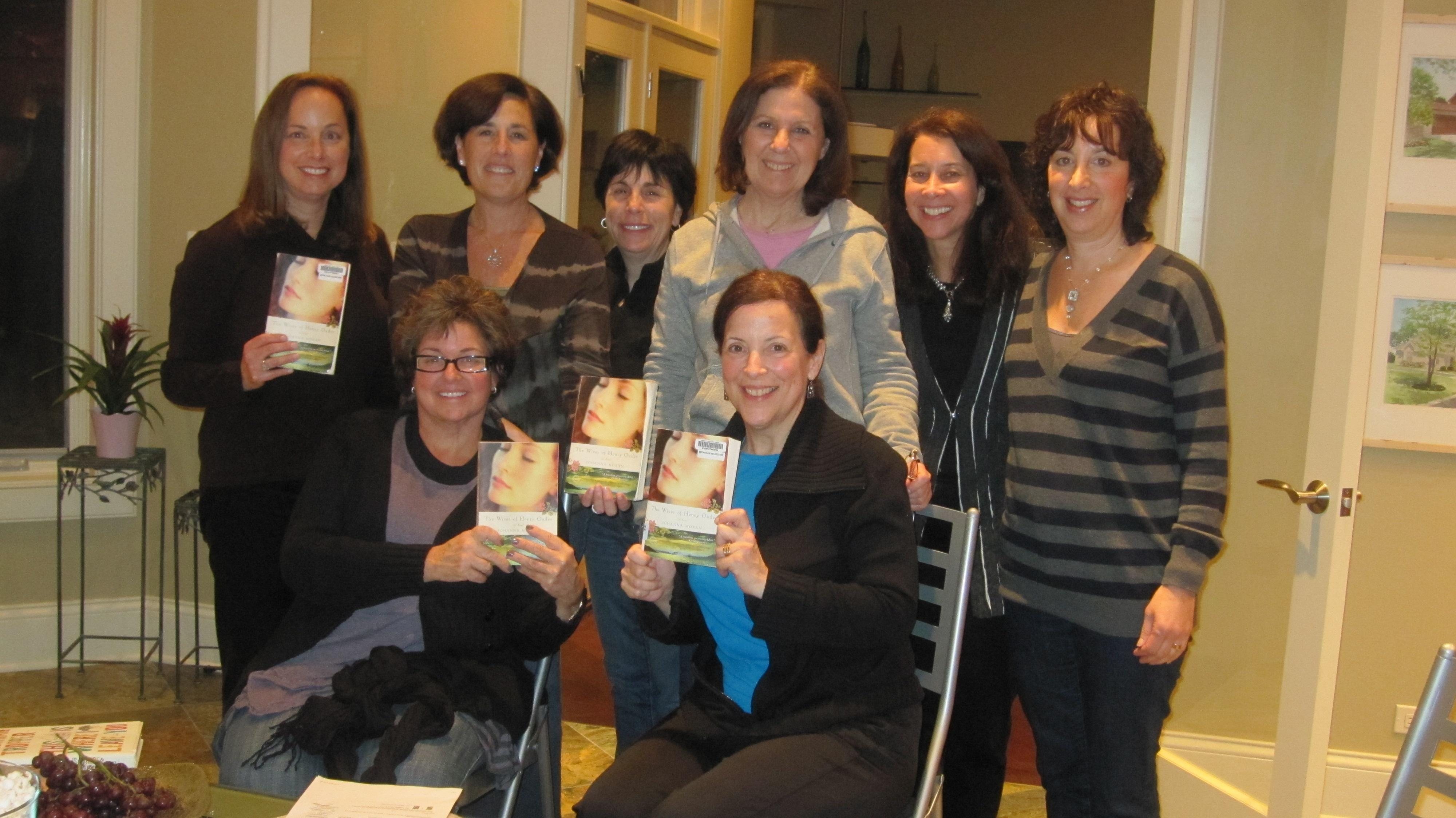 "HIGHLAND PARK BOOK  CLUB READING ""WIVES"""
