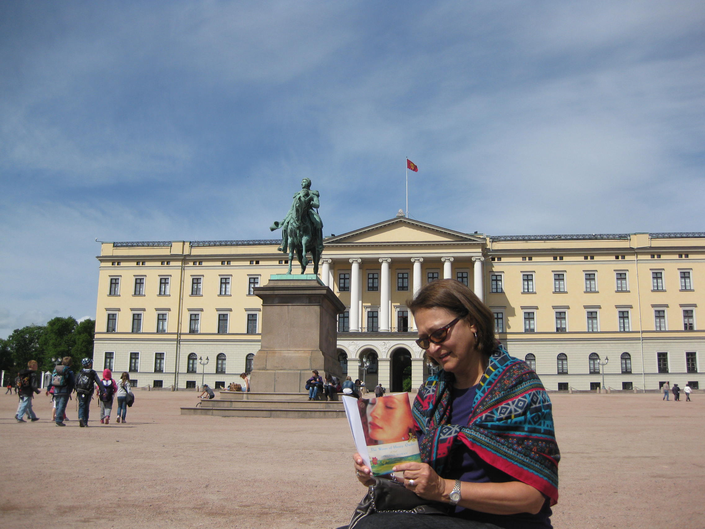 "READING ""WIVES"" IN NORWAY"
