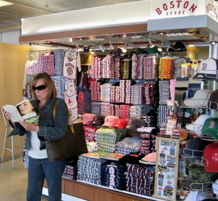 "READING ""WIVES"" IN BOSTON"